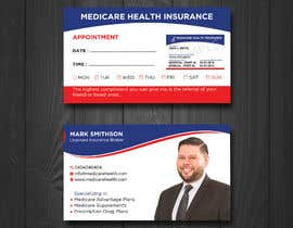 #129 for Design a Business Card with a Medicare Theme by irubaiyet1