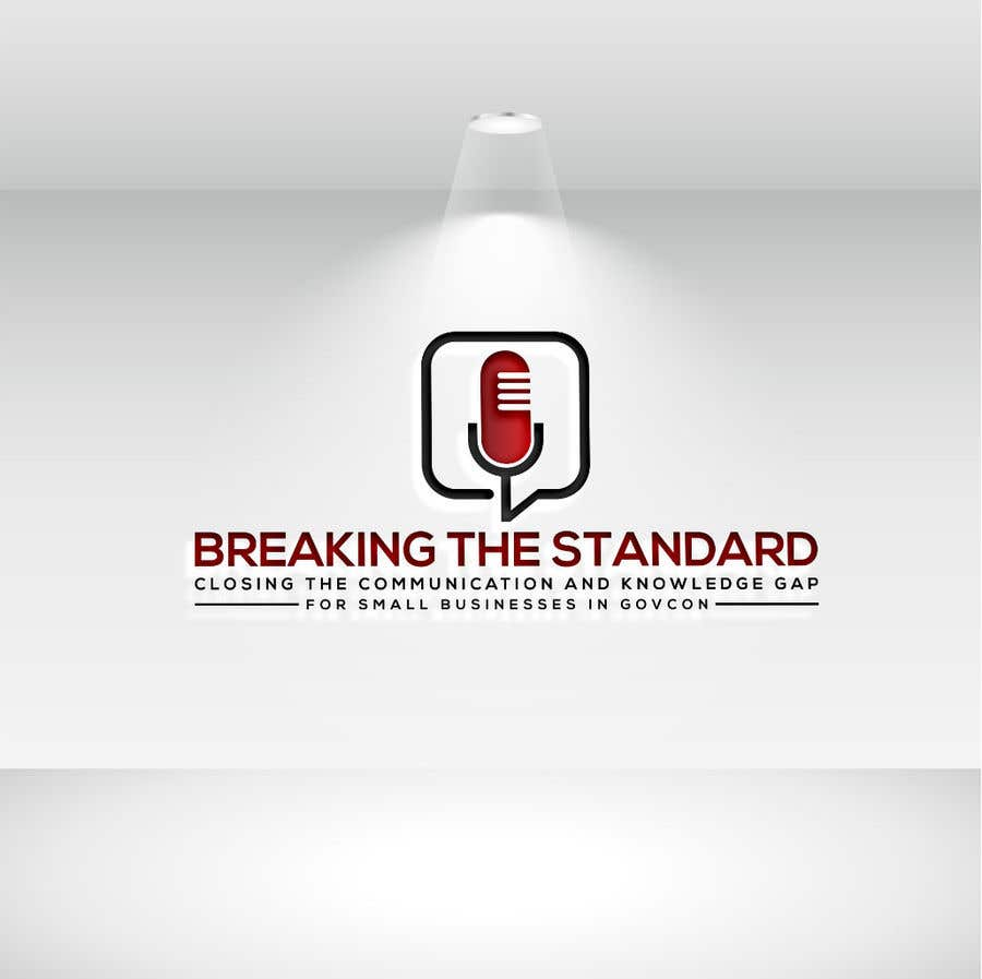 Contest Entry #                                        38                                      for                                         Design logo: Podcast for Small Businesses in Government Contracting - Background Provided
