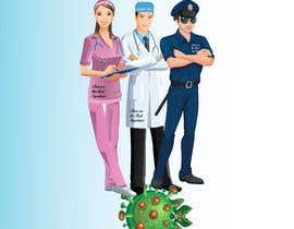 #13 for Medical Heros by daniyalbabar9