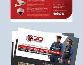 #149 for Flyer for Security Company by Hasan628