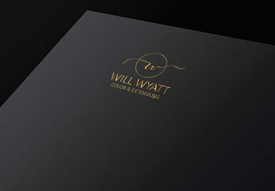 Entry 12 By Eslamboully For I Need A Logo That Says Classy And Modern With An Attitude For A Hair Salon Name Is Will Wyatt Color Extensions 27 03 2020 17 28 Edt Freelancer