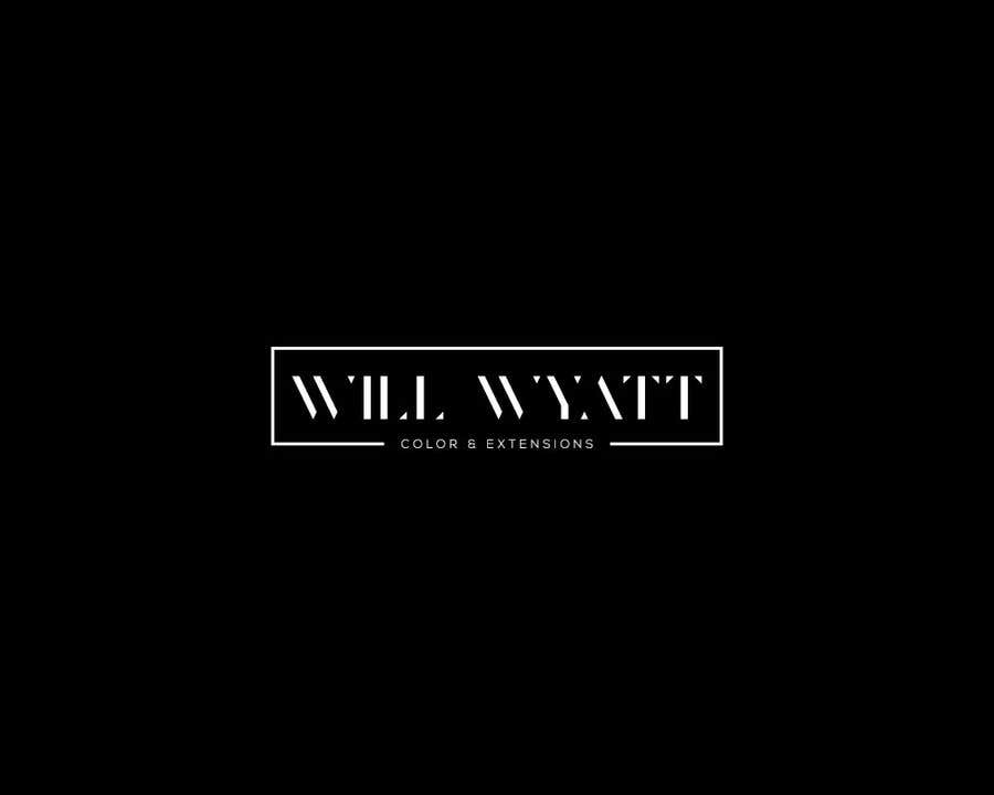 Entry 8 By Shafiul1971 For I Need A Logo That Says Classy And Modern With An Attitude For A Hair Salon Name Is Will Wyatt Color Extensions 27 03 2020 17 28 Edt Freelancer