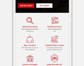 #16 for 8-PAGE WEBSITE DESIGN FOR A REAL ESTATE APP COMPANY by dani786