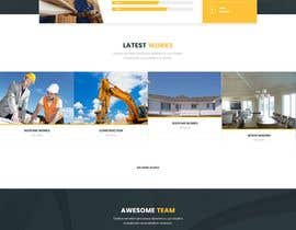 #11 for 8-PAGE WEBSITE DESIGN FOR A REAL ESTATE APP COMPANY by shahriarfaisal