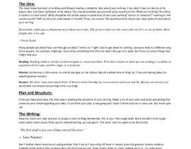 #3 for Guest Blogger for publishing website by maishaywca