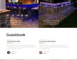 #9 для Build a Outdoor Lighting Website от webdesignearth
