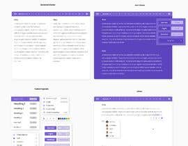 #24 for Create beautiful design for an open source text editor by kdmedev