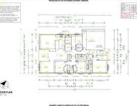 #16 для 2D Home House Designs in AUTO CAD - Construction Drawings - Working Drawings - ONGOING WORK Australia от sinancihadgunes