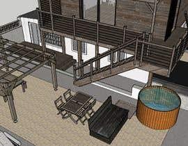 #43 для Design a wooden staircase от corityndale