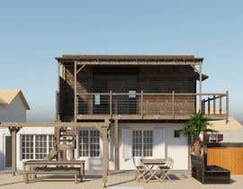 #26 для Design a wooden staircase от klaratheresya