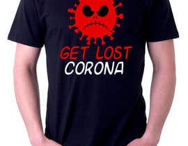 #29 for t-shirt designs for coronavirus by culor7