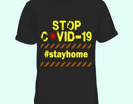 #52 for t-shirt designs for coronavirus by sirazulrayhan