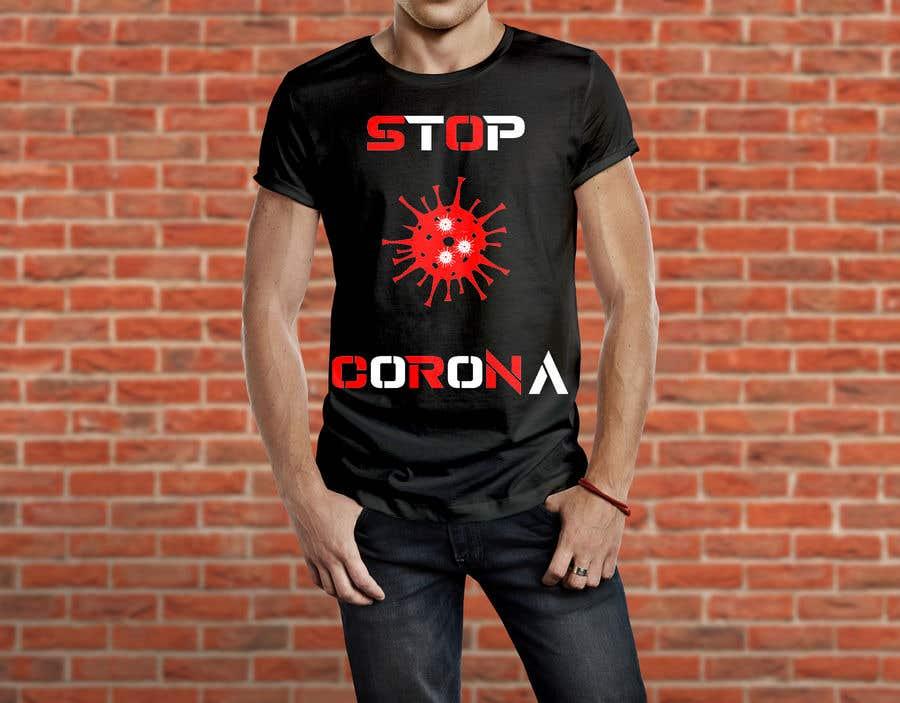 Contest Entry #                                        46                                      for                                         t-shirt designs for coronavirus