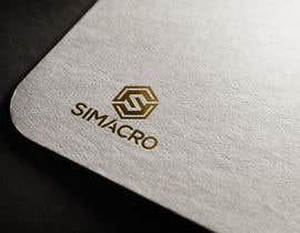#70 for simacro logo design by blackfx07