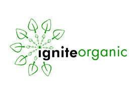 #108 для Ignite Organics logo design от GJenArt