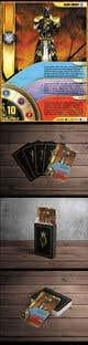 Imej kecil Penyertaan Peraduan #                                                37                                              untuk                                                 Trading Card Game Template Design. Possible Multiple Winners.