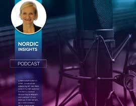 #39 для Design a podcast banner/logo for NordicInsights podcast от SKKawsarHossain