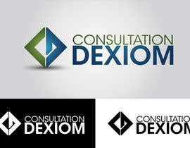 #240 para Logo Design for Consultation Dexiom inc. de dalboi