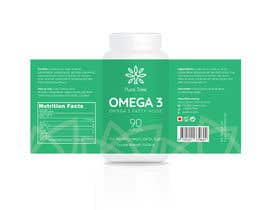 #131 для Product label template design for a nutraceutical brand -2 от Ara80