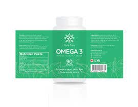 #134 для Product label template design for a nutraceutical brand -2 от Ara80