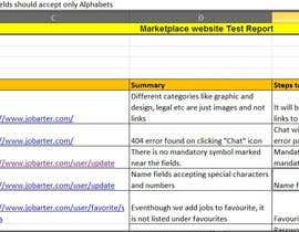 #20 for Testing Marketplace Website by Vaishupraveen