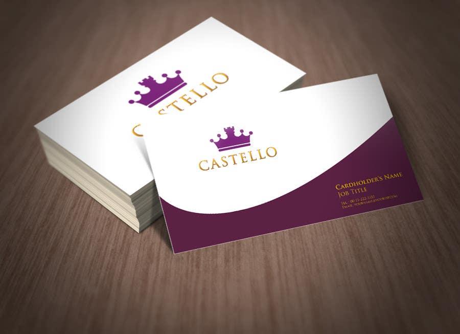 Bài tham dự cuộc thi #                                        252                                      cho                                         Logo Design for a Fashion Store - Castello (footwear, clothing)