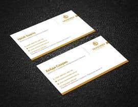 #555 para Business card & letter head de TheCloudDigital