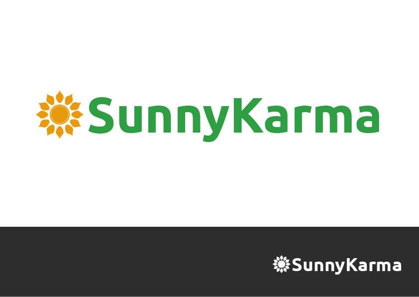 Contest Entry #83 for Logo Design for SunnyKarma