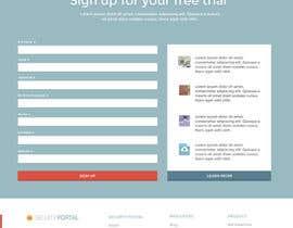 #22 , Design a Website Mockup for a security portal 来自 badenlucas95