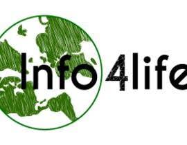 #33 para Logo para página difusora de información de impacto global y medio ambiente de elianausma1