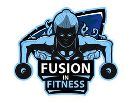 #38 for Fusion in Fitness Logo by stevanuskevinr93