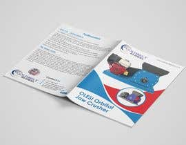 #112 для IND product brochure design от noorulaminnoor