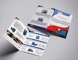 #105 для IND product brochure design от nurataj