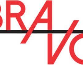 Nro 264 kilpailuun BraVo! Logo design käyttäjältä diegobhorni