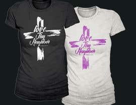 #190 pentru Create a Design for a Christian Tshirt de către hasembd