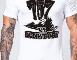 Nico984 tarafından Tee shirt Design için no 32