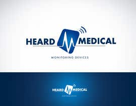 #54 para Logo Design for Heard Medical de twindesigner