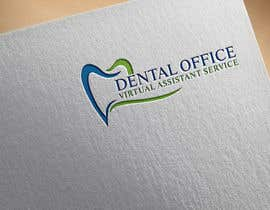 #131 for LOGO Design for Dental Office Virtual Assistant Service by lotifurshihab411