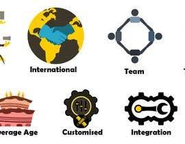 #1 untuk Design icons for our website oleh torossarica
