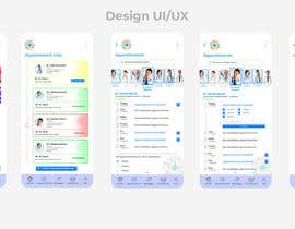#134 for Graphic Design of Mobile App Screens by sofyandfk