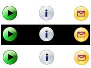 Bài tham dự #26 về Graphic Design cho cuộc thi Icon or Button Design for Mobile Application
