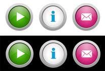 Bài tham dự #15 về Graphic Design cho cuộc thi Icon or Button Design for Mobile Application