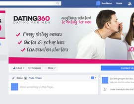 #23 untuk need a facebook cover and profile pic for my dating fanpage oleh VekyMr