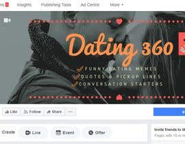 #32 untuk need a facebook cover and profile pic for my dating fanpage oleh dharnishamelda