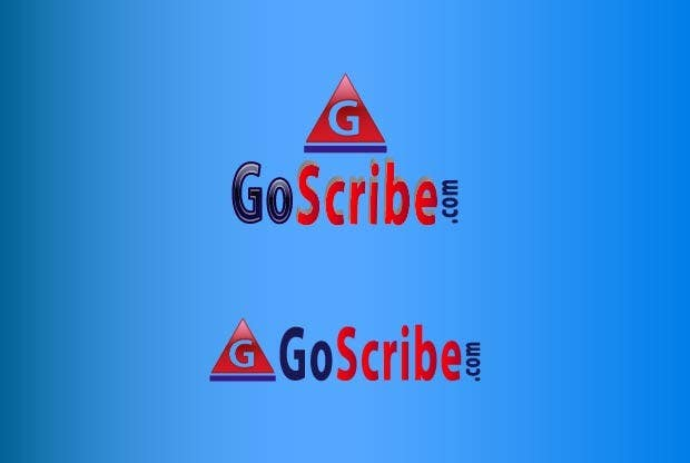 Bài tham dự cuộc thi #108 cho GoScribe Logo