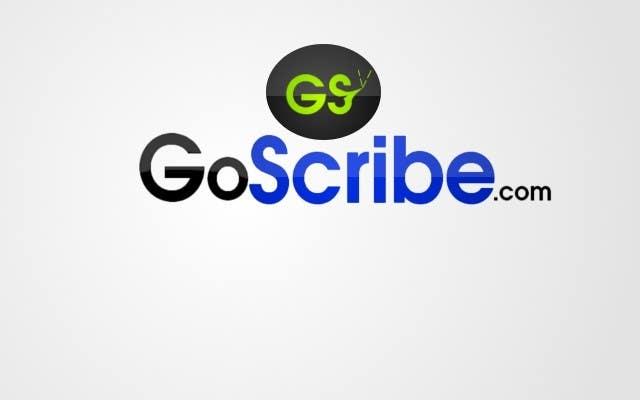 Inscrição nº 84 do Concurso para GoScribe Logo