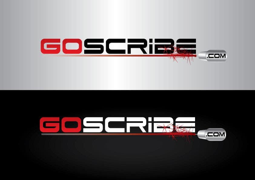 Inscrição nº 76 do Concurso para GoScribe Logo