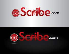 #77 for GoScribe Logo af GeorgeOrf