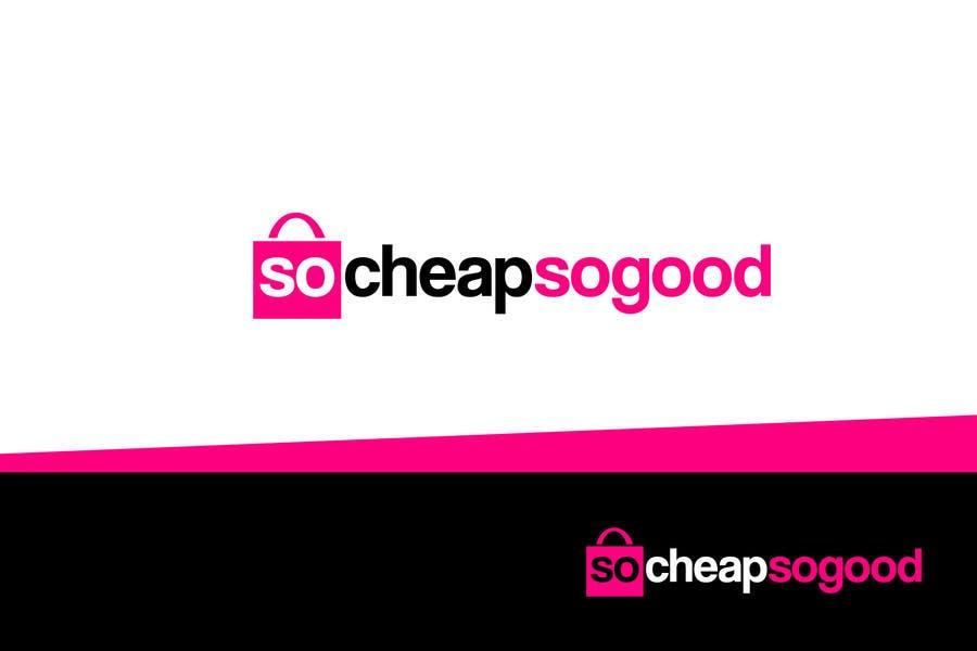 Bài tham dự cuộc thi #                                        67                                      cho                                         Logo Design for socheapsogood.com