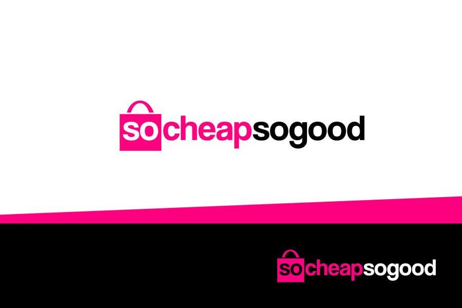 Contest Entry #                                        69                                      for                                         Logo Design for socheapsogood.com